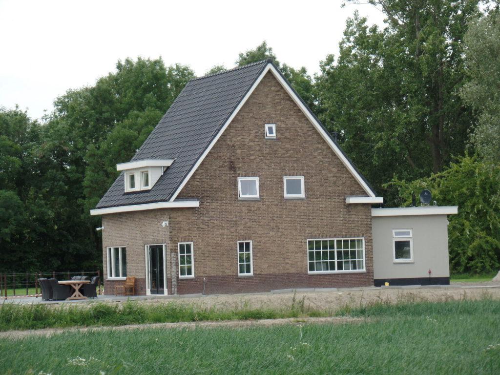 Woningrenovatie Krammerdijk Oude-Tonge